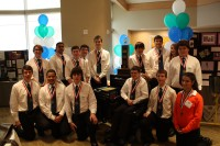 Highlight for album: WHS Eagles Design Team at the Ability One National Finals - 03-09-2012